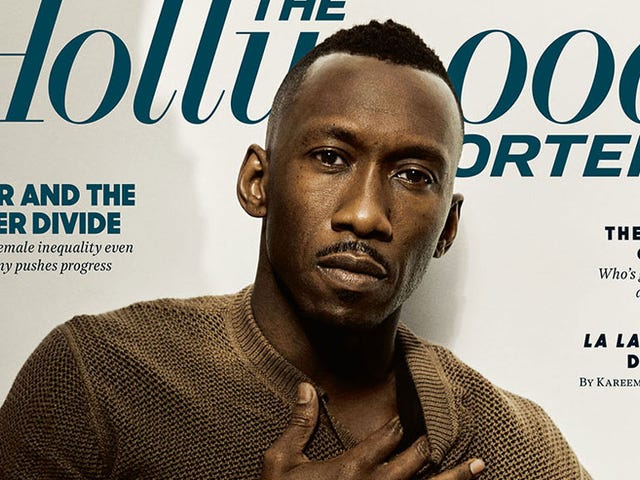 Do Yourself a Favor and Look atMahershala Ali'sHollywood ReporterCover