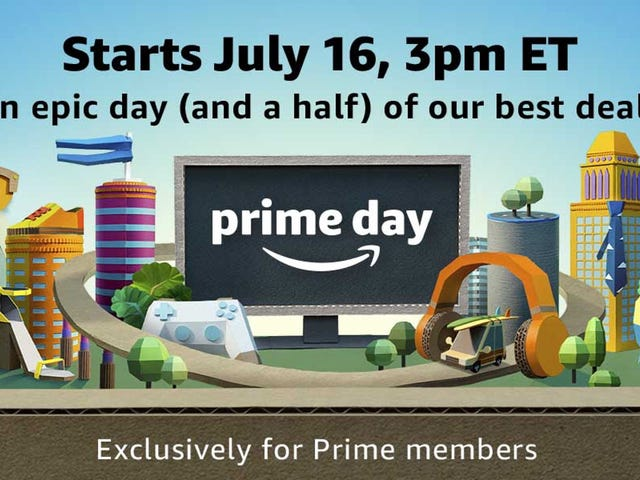 The Best Prime Day Deals of 2018 [Updating]