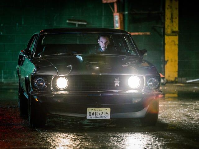"""""""To nie jest tylko samochód, to samochód Johna Wicka""""."""