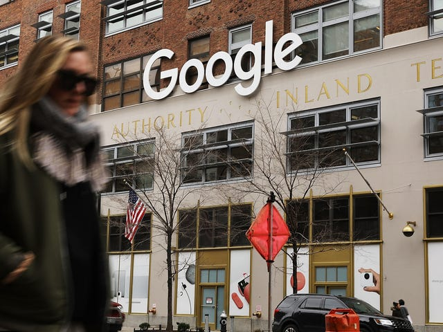 Oh Good, Google Is Apparently Expanding Its Presence in New York Now Too