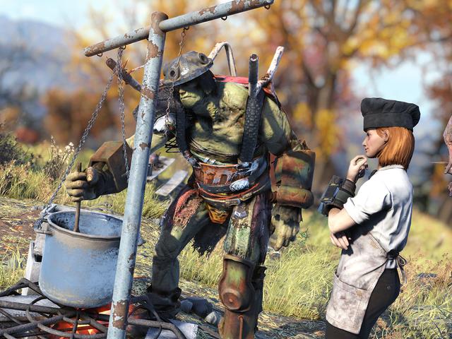 Мясная неделя Fallout 76 позволяет вам добыть барбекю
