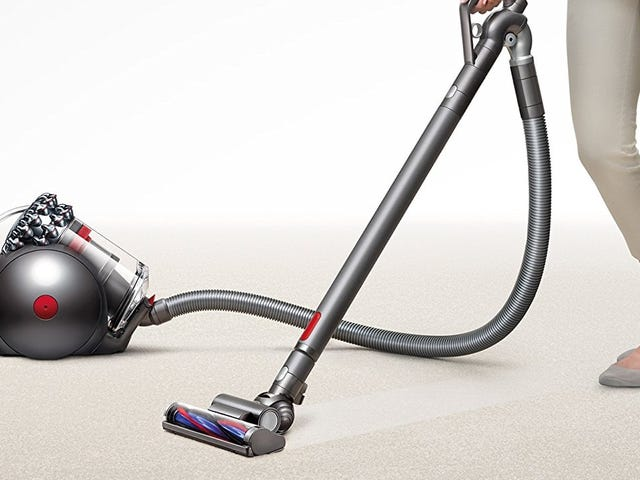 Dyson's Powerful Big Ball Vacuum Just Got a Massive Discount