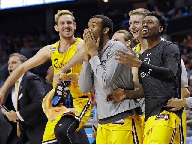 UMBC's NCAA Tournament Upset Shines Light on Academic Black Excellence