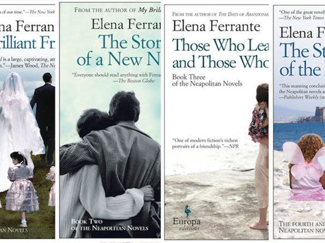 Ferrante Fever and the End of Female Friendship