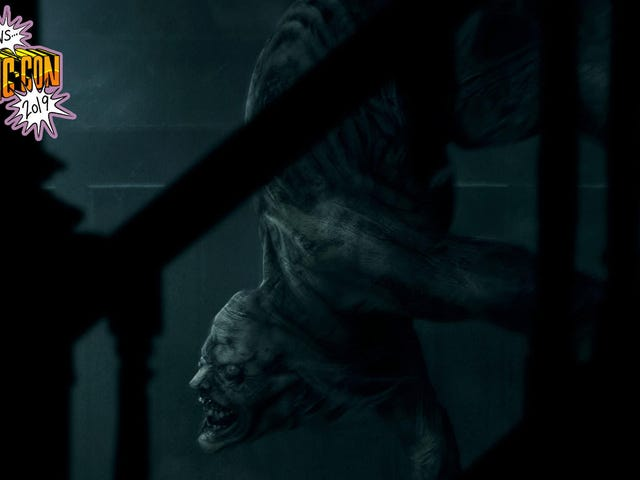 Guillermo del Toro Talks Bringing Monsters to Life for Scary Stories to Tell in the Dark