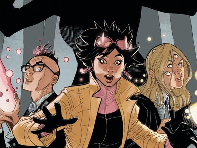 Generation X는 ResurrXion의 Marvel의 돌연변이 영웅들에 대한 최신작을 제공합니다.