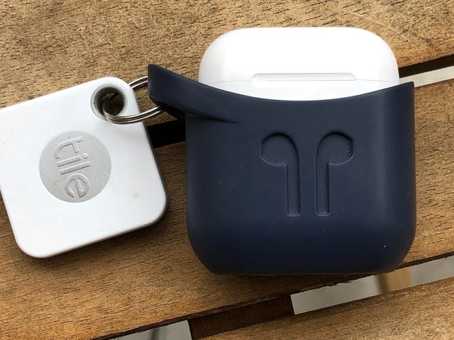 Tiles and AirPods Were Made For Each Other, But You'll Need One of These Cases
