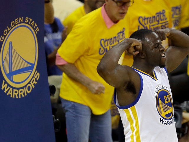 Laporan: Draymond Green Akan Berada Di Game A Saat The Warriors Play