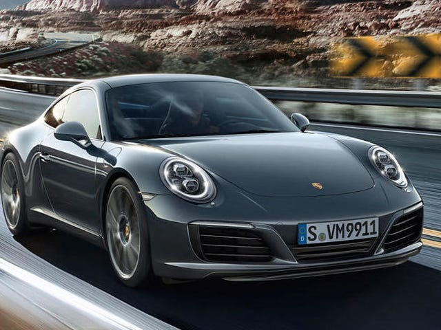 Porsche Will Let You Take a 911 Carrera for a Week for the Low Price of $2,909