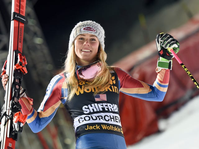 Mikaela Shiffrin Has Never Been Better, And Neither Has Anyone Else