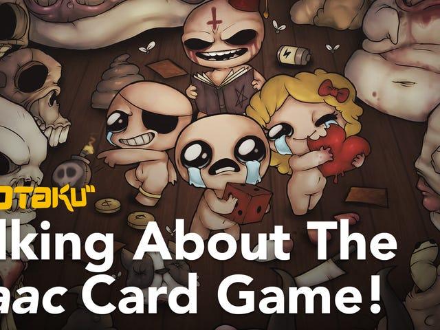 <i>Binding Of Isaac</i> Designer ønsker deg å pusse hans nye kortspill