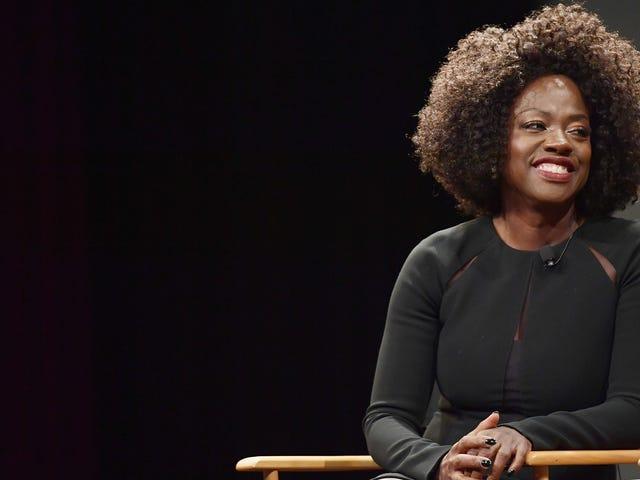 """Viola Davis sanoo, että hän on pahoittanut joitakin rooleja ja """" The Help on kyseisessä luettelossa"""""""