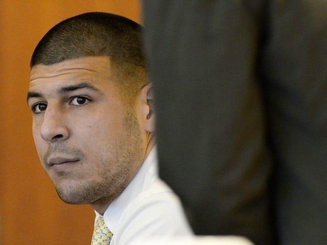 Juez decide que Aaron Hernández asesine a juicio Los jurados pueden ver el Super Bowl