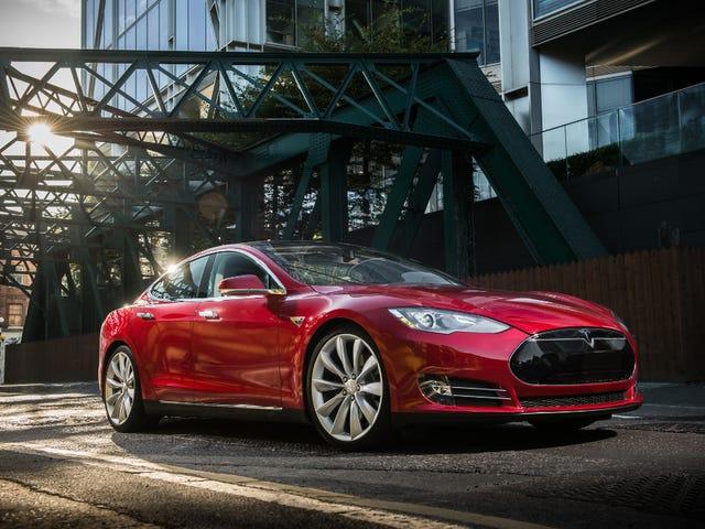 Mô hình Tesla S sẽ có một sự thay đổi và tăng giá: Báo cáo