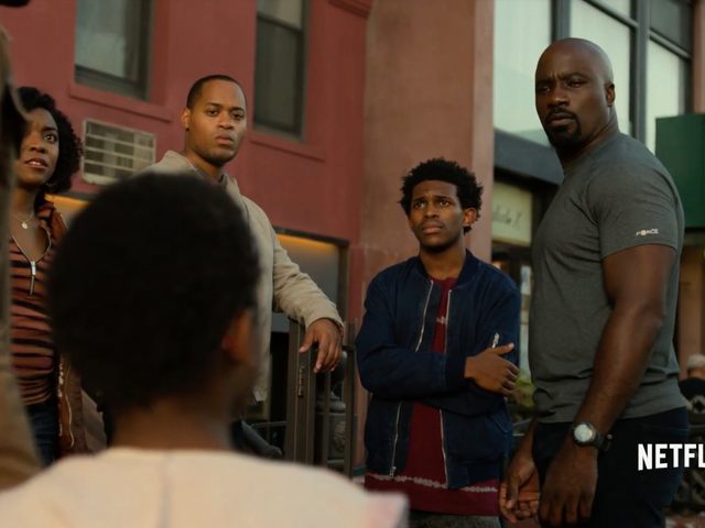 All of Harlem Wants a Piece of Luke Cage in This Season Two Clip