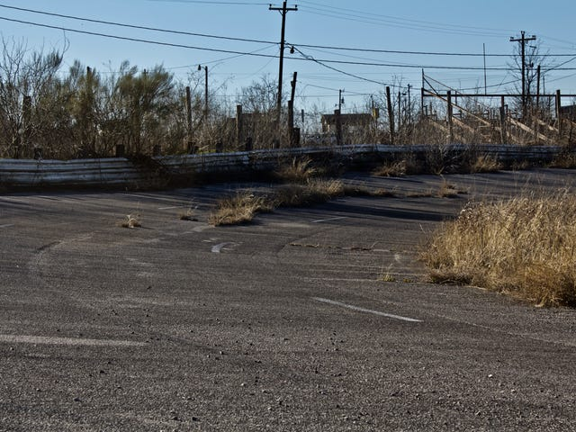 The Tale Of Longhorn Speedway, The Forgotten Ghost Track In The Shadow Of Circuit Of The Americas