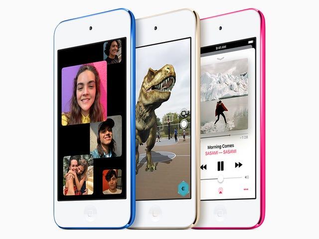 6 lý do có thể đáng để mua iPod Touch vào năm 2019