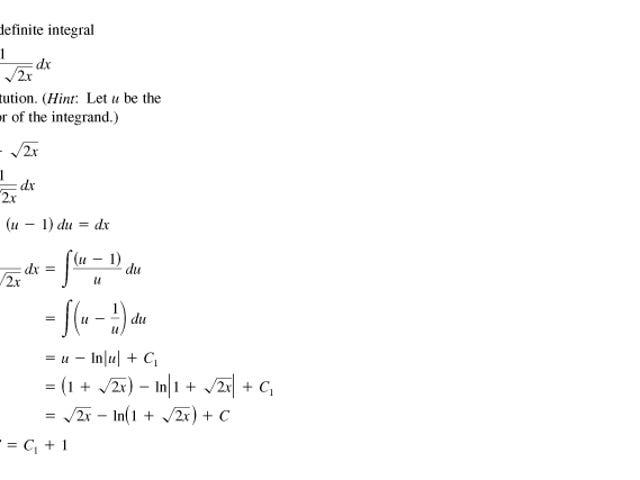 Calculus oppo