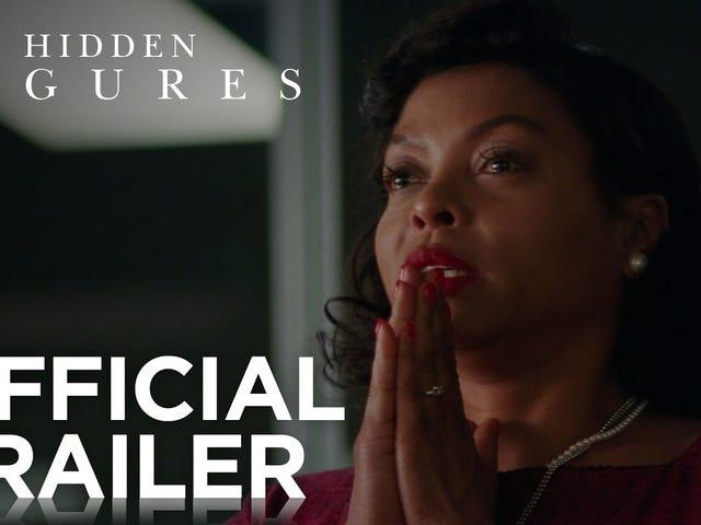 The New Hidden Figures Trailer gør det virkelig for mig