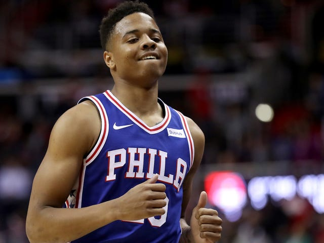 Markelle Fultz Shooting Form Update: Shot Smoother