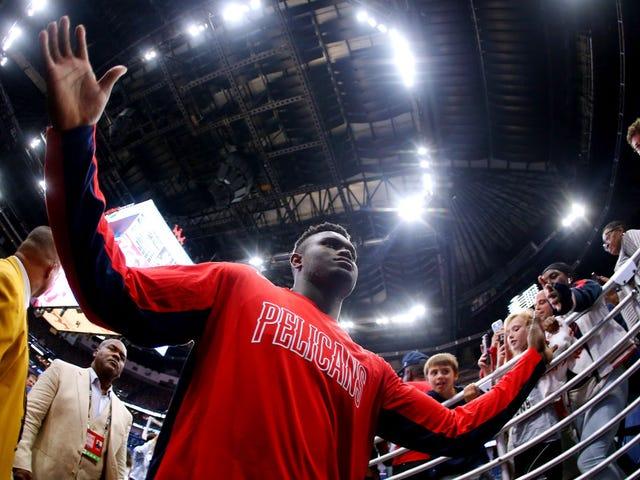Zion Williamson er basketball Bo Jackson