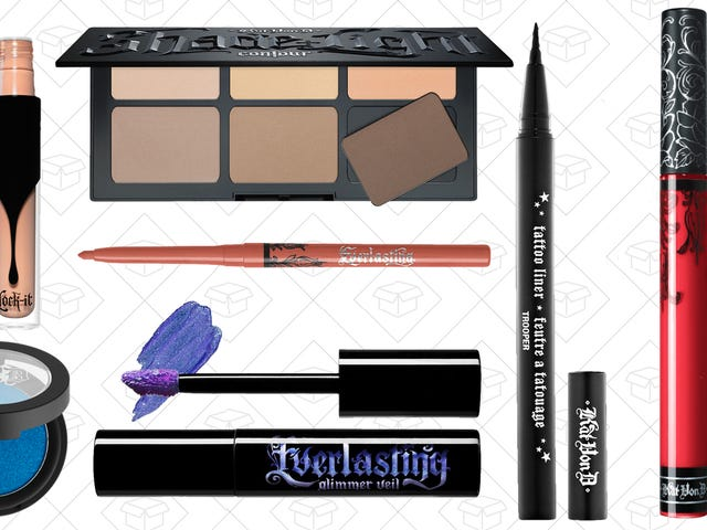 Get One of Your Favorite Concealers (And More) for 20% Off at Kat Von D Beauty