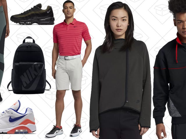 Save Up to $35 at Nike With This Sitewide Sale