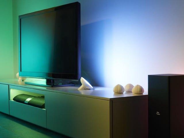 Philips Hue Bloom Accent Lights에서 가장 많이 본 것은 다음과 같습니다.