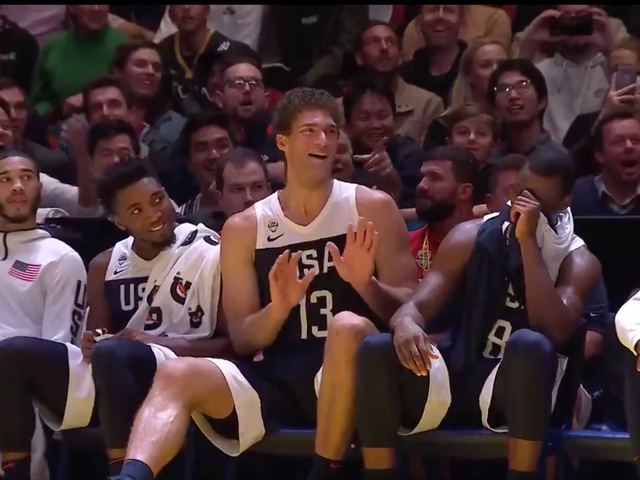 Australians Fall Madly In Love With Brook Lopez, As Is Natural