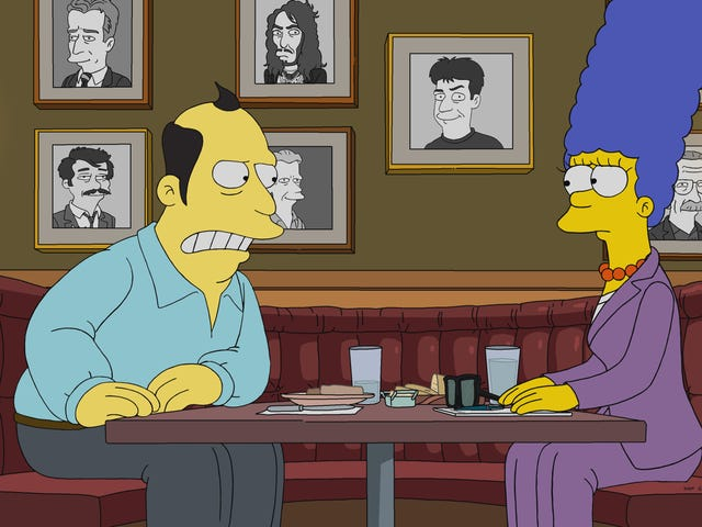 Marge and Lisa do Hamilton, but a plodding Simpsons doesn't do much at all