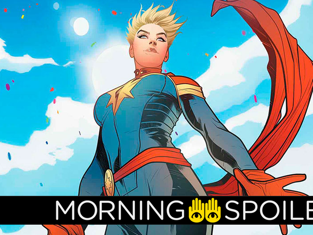 Weird New Rumors About Carol Danvers' Origins in the Captain Marvel Movie