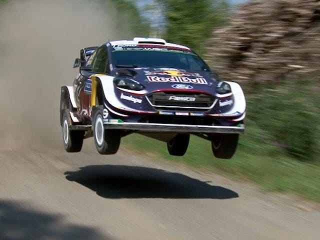 Rally Finland was last weekend