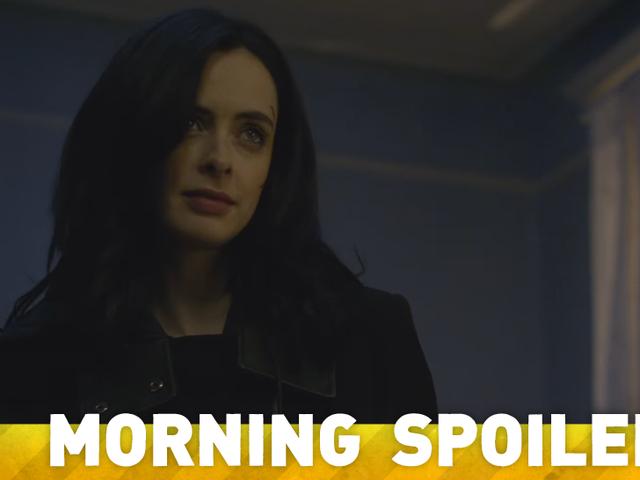 Los primeros detalles de la fuga sobre <i>Jessica Jones</i> Temporada 2