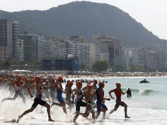 Why Does Triathlon Have Such A Clean Image?