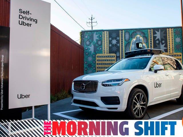 Uberが自律走行安全ソフトウェアを無効にしたため、乗車が「不快」になった:レポート