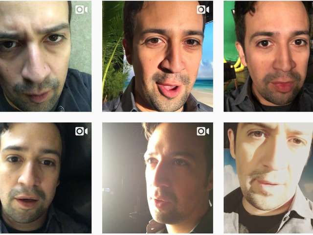 Here's Lin-Manuel Miranda Just Filming Himself Singing Disney Tunes