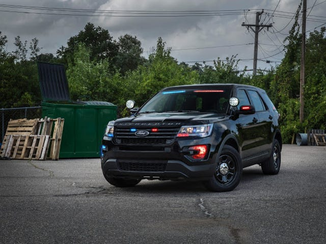 Ford Sells More And More Explorer Police Interceptors, Fewer And Fewer Taurus Police Interceptors
