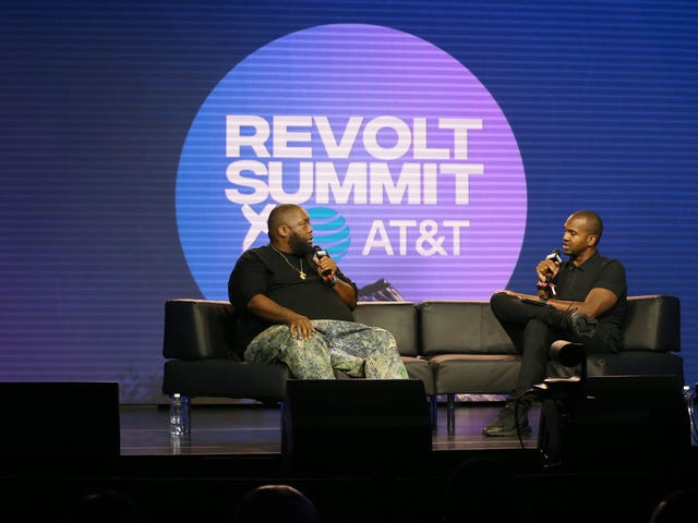 More Than Music: Diddy's Revolt Summit Touches Down i Los Angeles