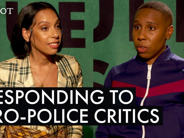 'Oppressors, Not Protectors': The Cast of Queen & Slim Reflect on Policing