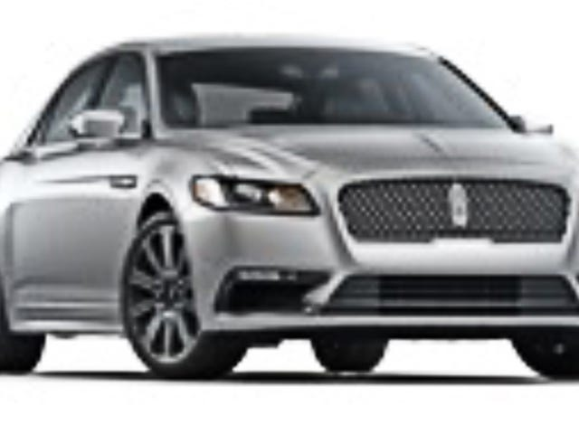 2017 Lincoln Continental: This Is It