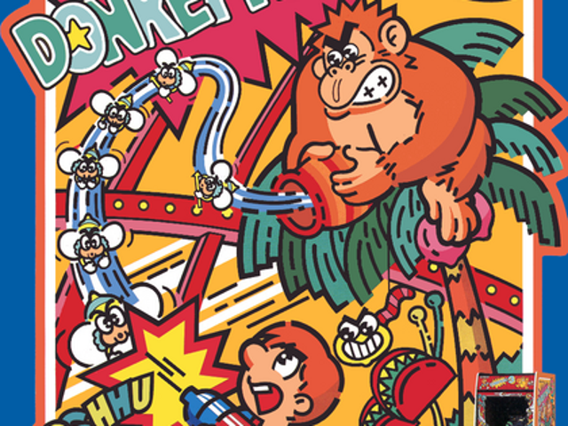 Warped Pipes: How Does Donkey Kong 3 Fit Into the Mario Timeline?