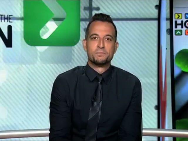 Tony Reali kehrte nach dem Tod seines Sohnes zu ESPN zurück