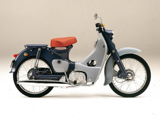 How hard would it be to import a Japanese Honda Super Cub to America?