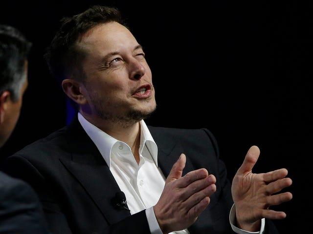 El túnel de Elon Musk ahora es... un túnel normal asfaltado
