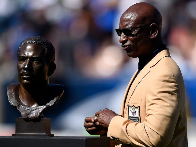 Rams Legend Eric Dickerson Says Team Banned Him From Sidelines Over Criticism