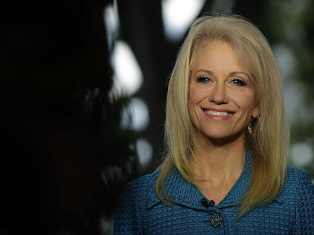 Kellyanne Conway Swears Fealty to Donald Trump, Despite Morning Joe Host's Claims