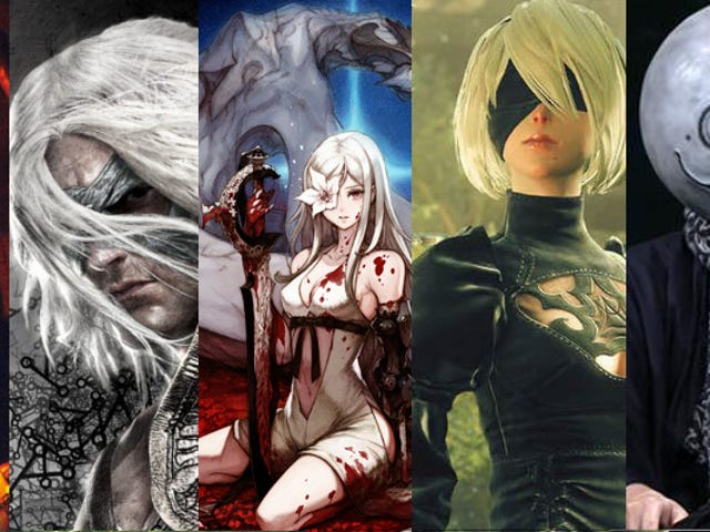 Let's Talk About Yoko Taro And Build Up Hype For Nier: Automata