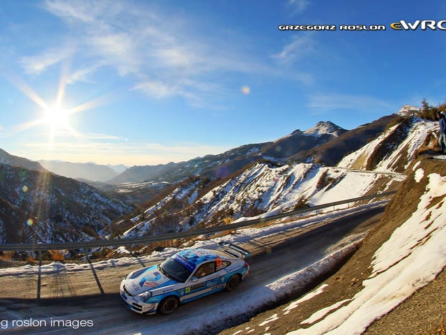 Rally Monte Carlo φωτογραφίες από τα δίχτυα (megadump)