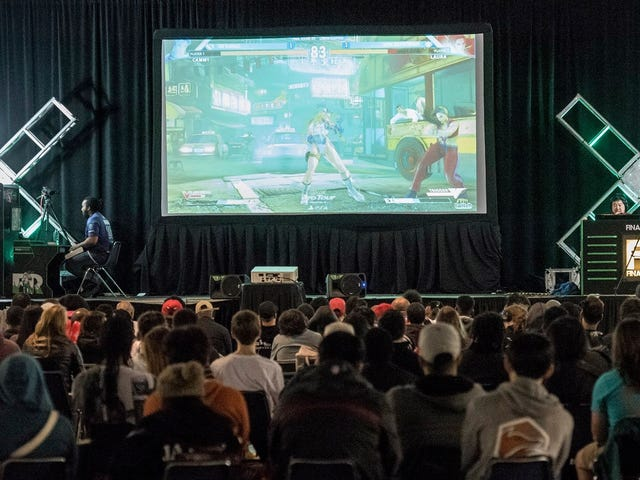 Major Fighting Game Tournament Completes Its Final Round