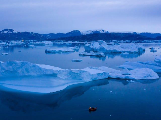 Damn, No Greenland